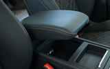 Audi SQ5 arm rest