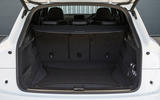 Audi SQ5 boot space