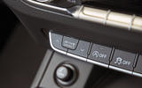 Audi SQ5 dynamic controls