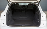 Audi SQ5 extended boot space