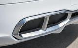Audi SQ5 fake quad exhaust