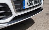 Audi SQ5 front air intake