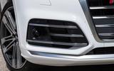 Audi SQ5 front foglight