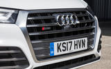 Audi SQ5 front grille