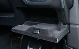 Audi SQ5 glovebox