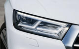 Audi SQ5 LED headlights