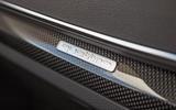Audi SQ5 quattro badging