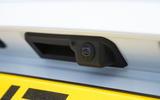 Audi SQ5 rear view camera