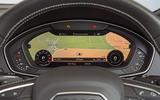 Audi SQ5 virtual cockpit