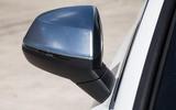 Audi SQ5 wing mirrors