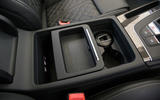 Audi SQ5 wireless charging dock