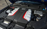 4.0-litre V8 Audi SQ7 diesel engine