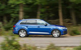 Audi SQ7 side profile