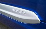 Audi SQ7 silver side sills
