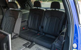 Audi SQ7 third row seats