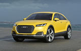 Audi's TT Offroad and TT Sportback concepts driven