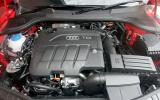 3.2-litre Audi TT engine