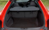 Audi TT RS boot space