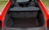 Audi TT RS boot space