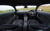 Audi TT RS interior space
