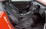 Audi TT RS interior