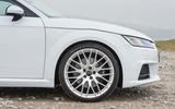 19in Audi TTS alloy wheels