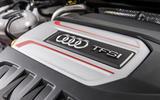 2.0-litre TFSI Audi TTS engine