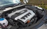 2.0-litre TSI Audi TTS engine