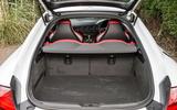 Audi TTS boot space