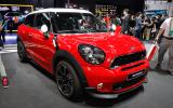 Revised Mini Paceman gets Beijing debut