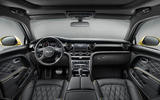 Bentley Mulsanne dashboard