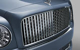 Bentley Mulsanne chrome grille