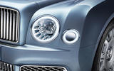 Bentley Mulsanne LED headlights