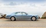 Bentley Mulsanne side profile