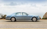Bentley Mulsanne side profile