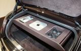 Bentley Mulsanne concept's Apple kit