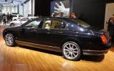Bentley's new 'Arabia' special