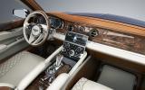 Geneva 2012: Bentley EXP 9 F concept