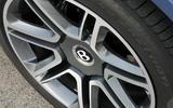 21in Bentley Bentayga Diesel alloys