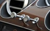 Bentley Bentayga Diesel air vents