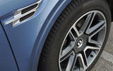 Bentley Bentayga Diesel wheel arch
