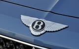 Bentley Bentayga Diesel badging