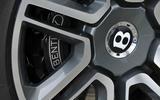 Bentley Bentayga Diesel brake calipers