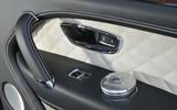 Bentley Bentayga Diesel door cards