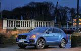 5 star Bentley Bentayga Diesel