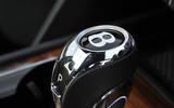 Bentley Bentayga Diesel gear lever