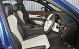 Bentley Bentayga Diesel interior