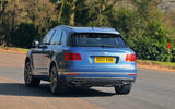 Bentley Bentayga Diesel rear