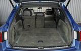Bentley Bentayga Diesel seating flexibility