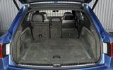 Bentley Bentayga Diesel seating flexibility